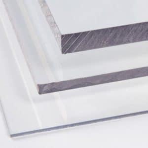 plancha de policarbonato compacto