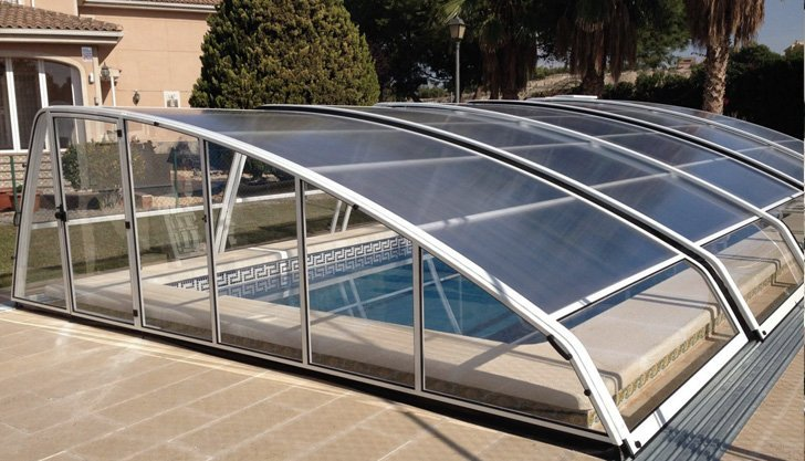 policarbonato piscina